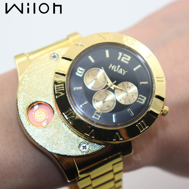 2018 new Lighter Watches Men casual
