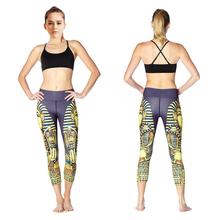 Women'S Yoga Pants 2016 New Fitness Sports Cropped Tight Breathable Quick Dry 7 Colors Sports Srousers Running Leggings
