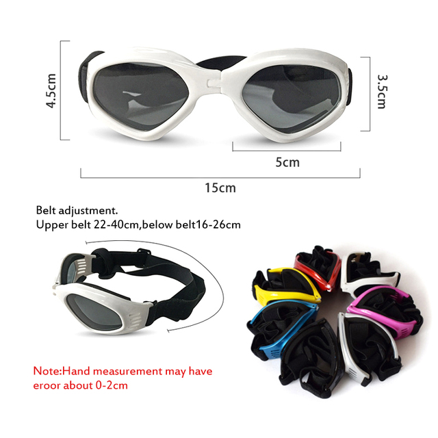 Foldable Sunglasses For Dogs 4