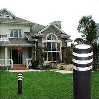 New Design Waterproof Outdoor Garden Lawn Lighting 5W AC85 265V Aluminum Outdoor Lamp HQ 5009