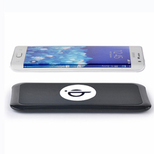 100%Qi Wireless Charger for Samsung Galaxy S7 S7 edge Inductive Mobile Phone Charger for Samsung S6/S6 edge/ S6 edge+Note5/Note7