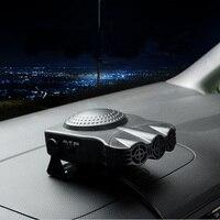 Universal Electric Cold Warming 2 In 1 Auto 150W 12V Car Heater Fan Defroster Dashboard Cigarette