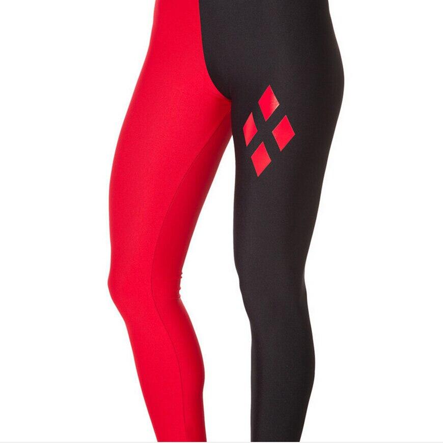leggings fashion! sexy red & black leggings 2016 fashion sale supernova sale digital printed pants plus size women wholesales