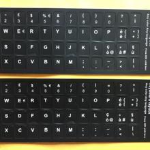 2 шт./лот итальянский итальянская клавиатура Стикеры защитная накладка для клавиатуры для Тетрадь наклейки на клавиатуру, 11, 12, 13, 14, 15, 17 дюймов, ПВХ