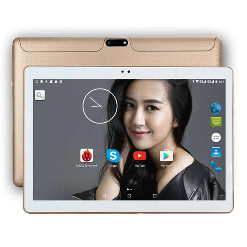 DHL Free 10 Inch Tablet PC 3G 4G LTE Octa Core 4GB RAM 64GB ROM Dual