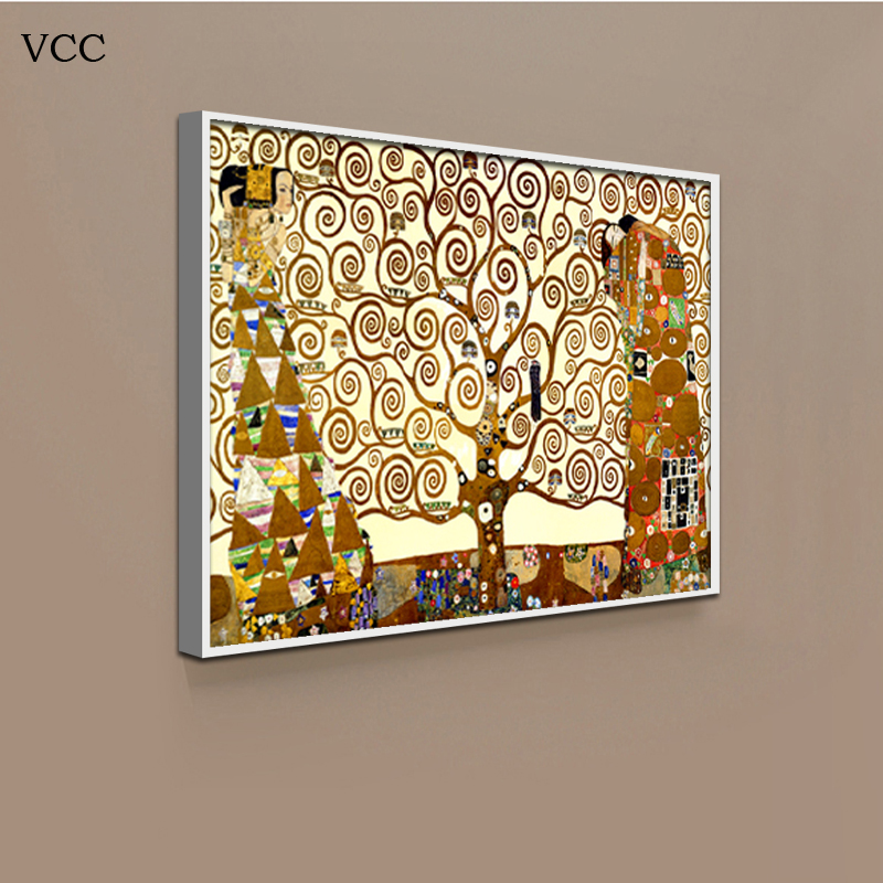 Online Shop VCC Tree Of Life Picture,Canvas Prints,Paintings On The ...