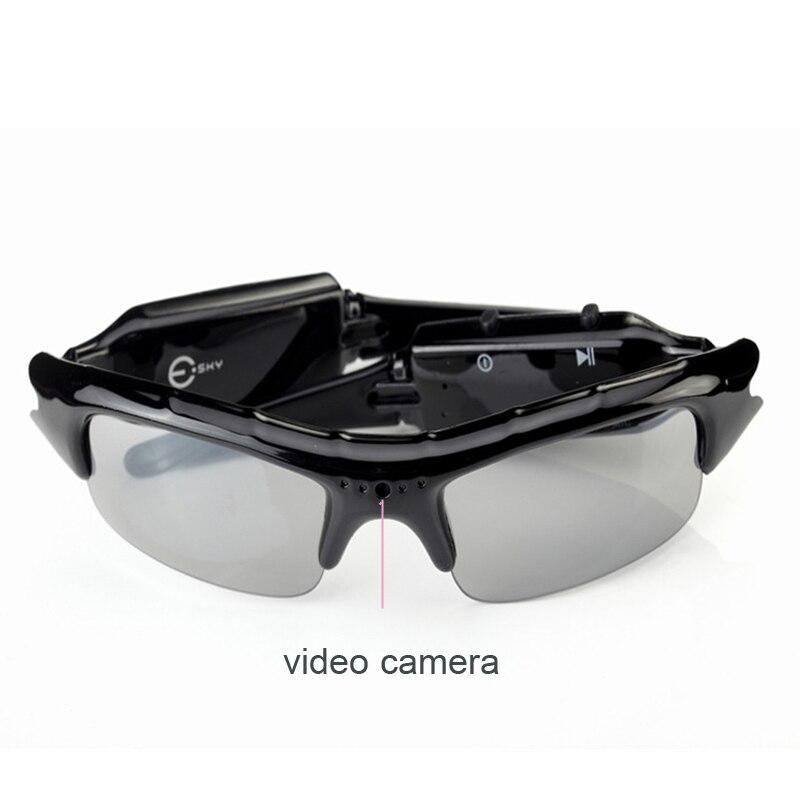 2018 Digital Video Recorder Camera DV DVR Driving Sunglasses Camera 720 * 480 Camcorder Sun Glasses Camera For Outdoor Sports цена