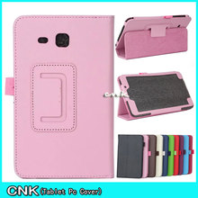 2017 New Flip Stand PU Leather Case Cover For Samsung Galaxy Tab A 7.0 T280 T285 Tablet PC Case Cover