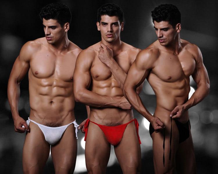 Sm Male G String Men Underwear Pennis Help Improve Sex -3944