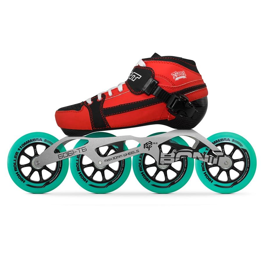 Original Bont Professional Speed Inline Roller Skates for Kids Adult Men Heatmoldable CarbonFiber Patines Roller Skates Wheel B6Original Bont Professional Speed Inline Roller Skates for Kids Adult Men Heatmoldable CarbonFiber Patines Roller Skates Wheel B6