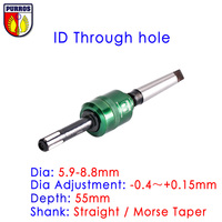 Roller Burnishing Tool (Roller diameter 5.9 9.8mm) for ID Through Hole