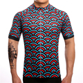 FUALRNY 2018 Cycling Jersey Mtb Bicycle Clothing Bike Wear Clothes Short Kit Maillot Roupa Ropa De Ciclismo Hombre Verano #DX-11