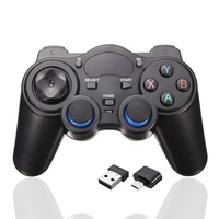 New 2 4GHz Wireless Gamepad Game Controlle Joystick For Android TV Box PC GPD XD Computer