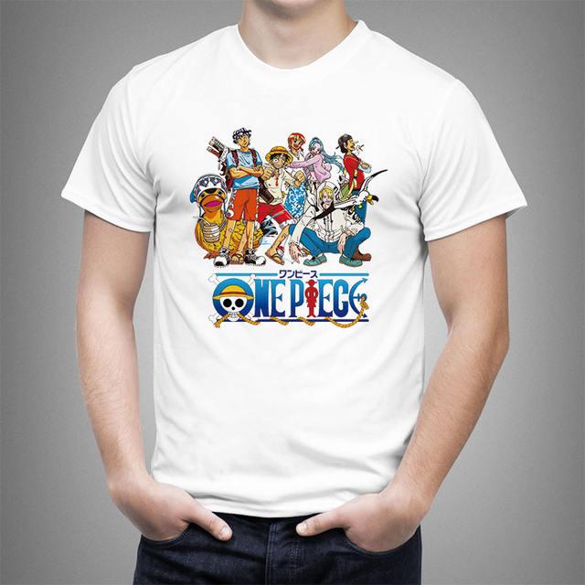 One Piece Themed T-Shirt (23 Design)