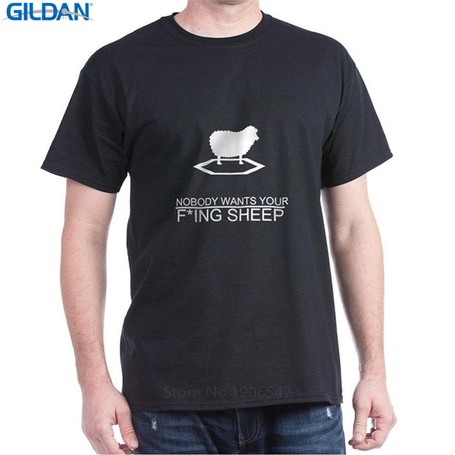 T Shirt Supplier Gildan Short Sleeve Printed O Neck Mens Settlers ...