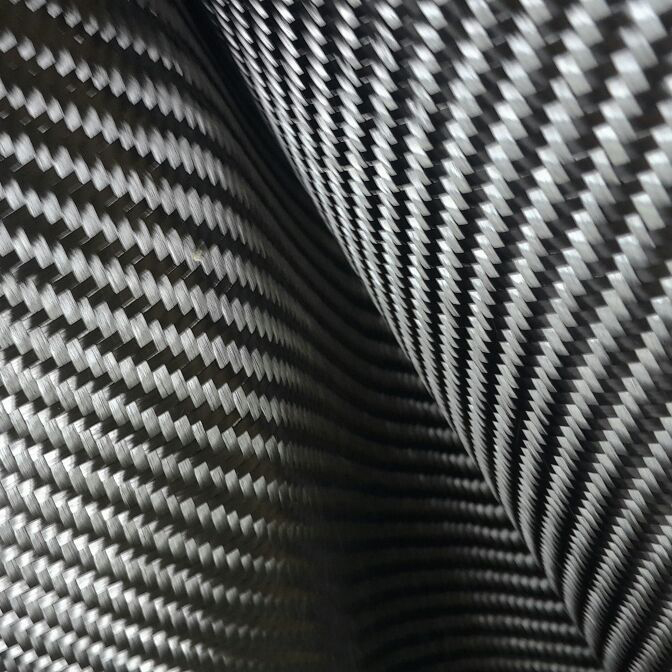 "Carbon Fiber Fabric [Grade A+] 6K 360gsm / 10.6oz 2x2 twill Real Carbon Fiber Cloth Carbon Fabric  40"" / 100cm width"