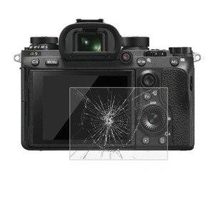 Image 2 - Temperato Protezione Dello Schermo di Vetro per Sony A7II A7III A9 A99 A77/A7R A7S mark II III/A7M2 A7M3 a7RIII A7RII A7R2 A7R3 A7SII A7S2