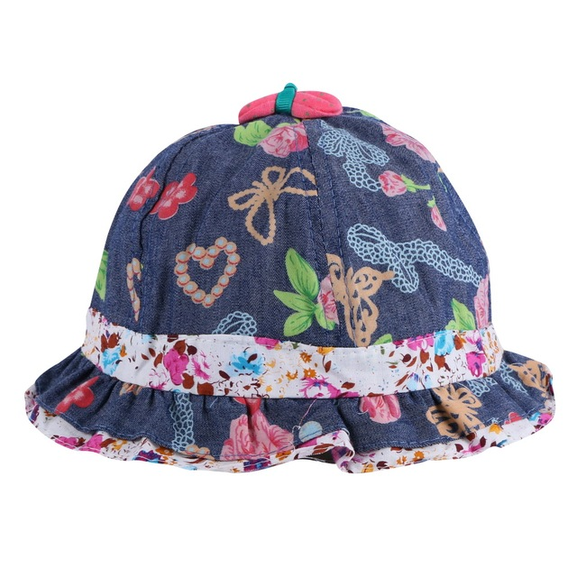 0e829e79a8f baby brand beanies hats 100% cotton high quality skullies 0 to 3 year old girl  boy beauty cute hat cap floral soft beanie