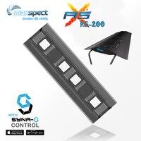 33 Maxspect бритва X R5 200 200 Вт светодио дный светодиодный аквариум риф коралловый морской Tank36 48 /85 см 120 см светильник полный цветной спектр
