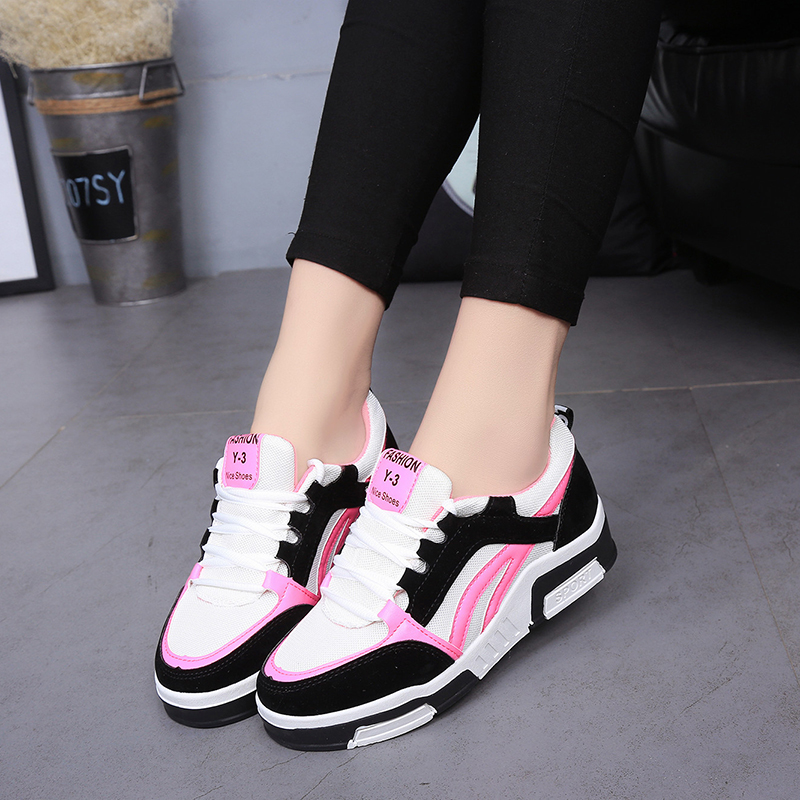 2016 new fashion walking shoes breathable