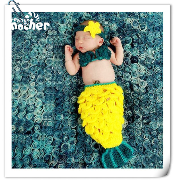 Creative Mother Brand Children Photography Clothing Manual Knitting Suit Studio Baby Shoot Mermaid Modelling Fotografia Props  sc 1 st  AliExpress.com & Creative Mother Brand Children Photography Clothing Manual Knitting ...