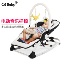 Chbaby electric baby rocking chair multifunctional music chaise lounge placarders chair baby shaker bb child cradle