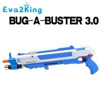 [Voar Arma de sal e Pimenta Balas Blaster Golpe Airsoft para Bug Mosquito Arma de Brinquedo Modelo de Arma Sal] câmera Saco bagStrap