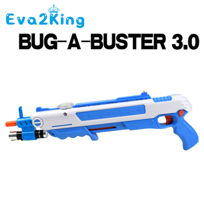 [ Salt Fly Gun and and Pepper Bullets Blaster Airsoft for Bug Blow Gun Mosquito Model Toy Salt Gun ] Camera bagStrap Bag