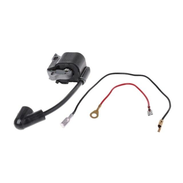 Novo Cortador de Escova Peças de Motosserra Bobina De Ignição Módulo Para STIHL  MS170 180 018 0d1d32b738