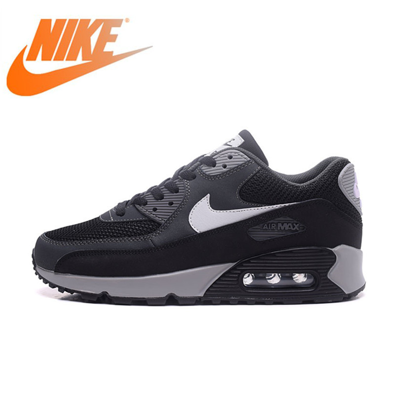 Nike Air Max 90 Essential Mens Running Shoes Outdoor Sneakers Breathable Athletic Designer Footwear 2018 New Arrival 537384-136Nike Air Max 90 Essential Mens Running Shoes Outdoor Sneakers Breathable Athletic Designer Footwear 2018 New Arrival 537384-136