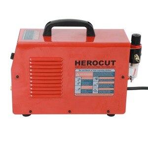 Image 3 - IGBT פלזמה קאטר CUT50i 50 אמפר 220V DC אוויר פלזמה מכונת חיתוך נקי חיתוך עובי 15mm
