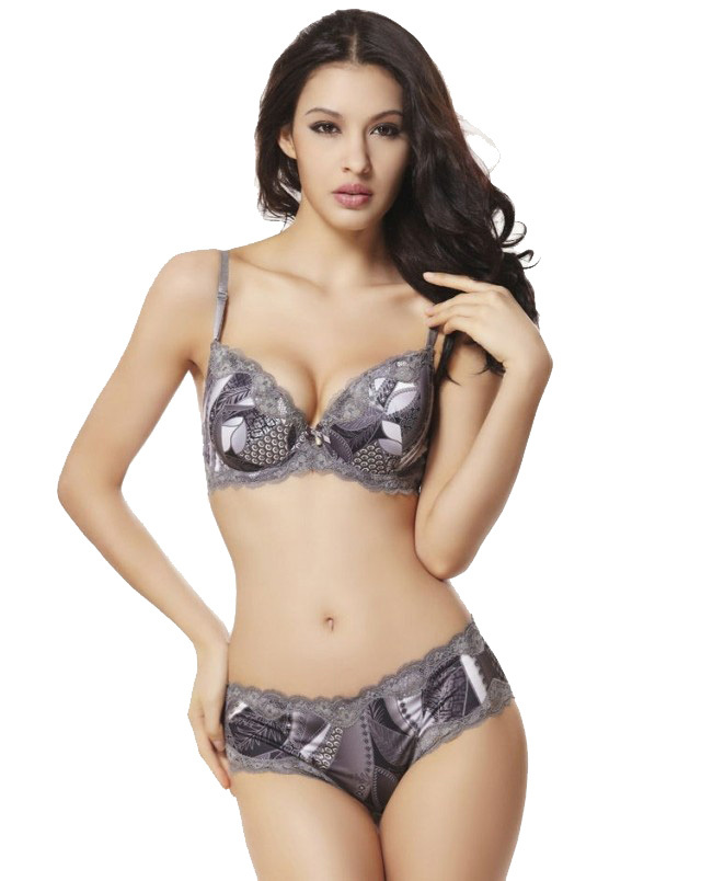 2017 Autumn Brand Lingerie Sexy Bra Set Big Cup Bras For Women Ladies Underwear Lace cheekinies Panties 75 80 85 90 C D