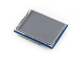 цена на 2.8inch TFT Touch Shield Lcd Module Display 320*240 Touch Screen Support For UNO, Leonardo, UNO PLUS, NUCLEO, XNUCLEO