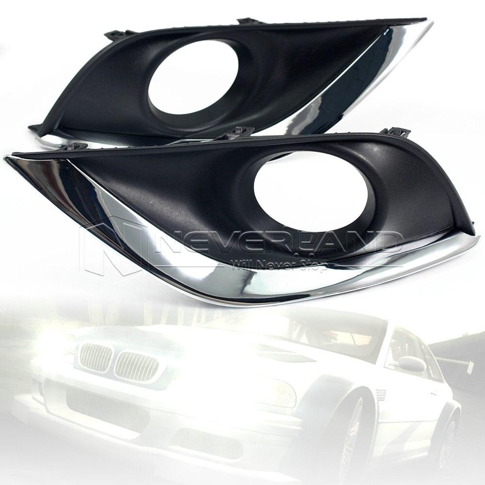 For NISSAN SUNNY/VERSA 2014 Super Bright Car Styling LED Daytime Running Lights Daylight Fog Lamp Case Cover DRL D20
