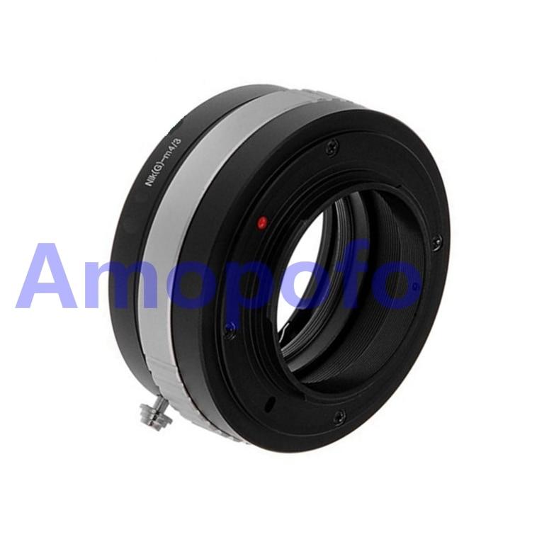 Nikon G-M4 Için Amopofo / 3 Adaptörü Nik AI F AF-S G Lens Olympus - Kamera ve Fotoğraf - Fotoğraf 2