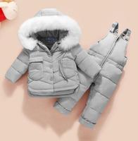 2019 Winter Children Clothing Set 02