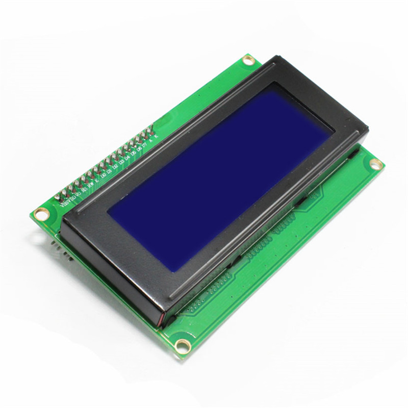 IIC/I2C 2004 LCD2004 LCD module blue screen display for Arduino