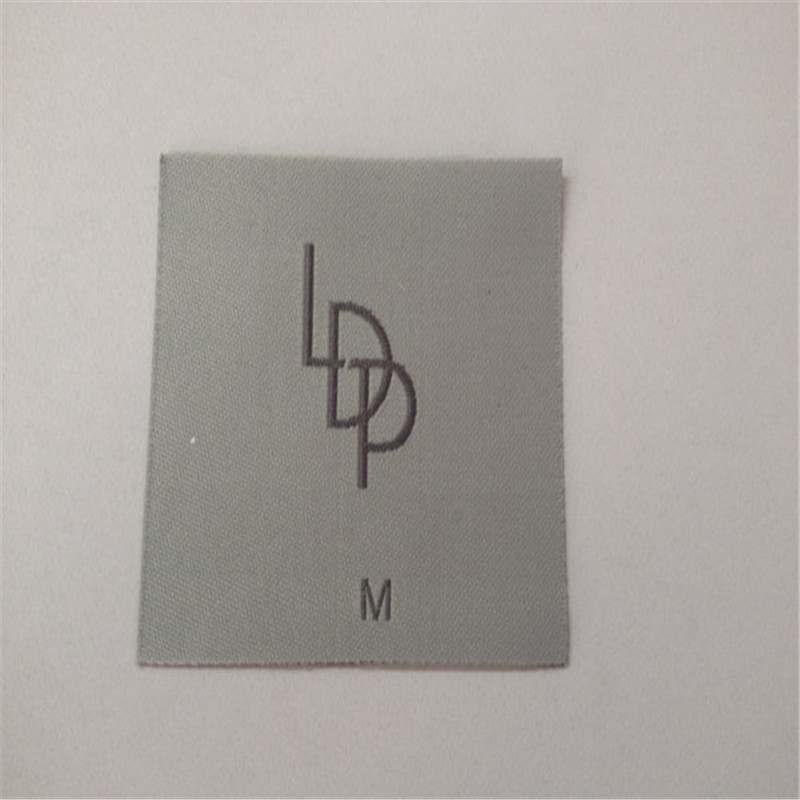 Custom High Definition Garment Label Clothing Woven Label