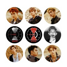 EXO Pin Badges (19 Models)