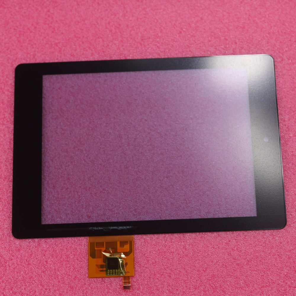 Tablet PC Touch Screen Digitizer For Acer Iconia Tab A1 A1-810 A1-811 Panel Parts Replacement Free Shipping Tablet LCDs & Panels for acer iconia tab a1 a1 810 tablet pc touch screen digitizer glass parts panel free tools
