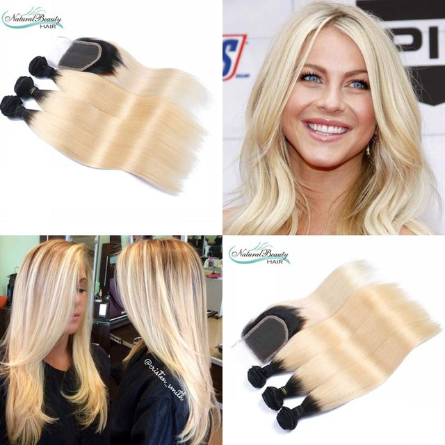Hot human hair products brazilian virgin hair straight 3pcs lot 613 blonde virgin hair hot selling platinum blonde weave