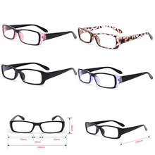 Men Women Black Optical Glasses Eyeglass Frame Vintage Nerd Spectacles Len Clear