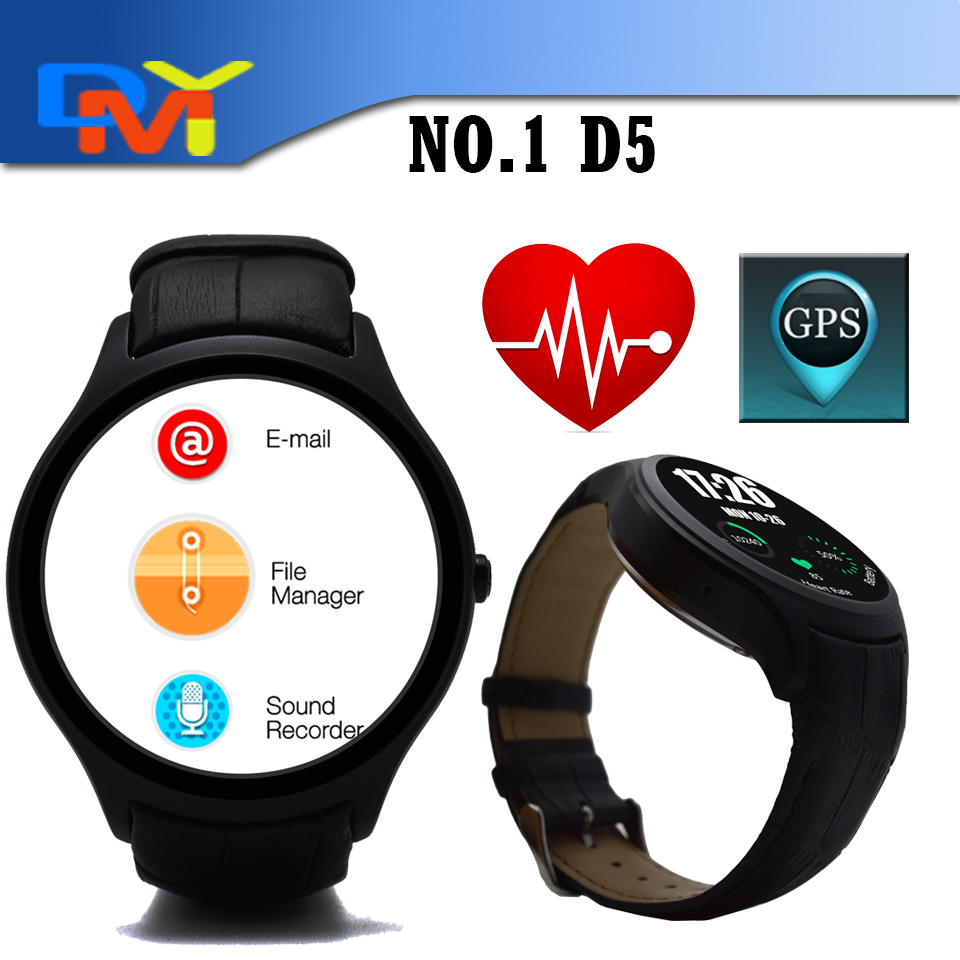 Life waterproof NO 1 D5 Smart watch phone 1 3 wrist Watch SIM card font b