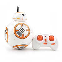 Star Wars RC Robots BB8 Star Wars Compatible legoing Control BB8 robot Action Figure Robot Intelligent Child birthday gift toy