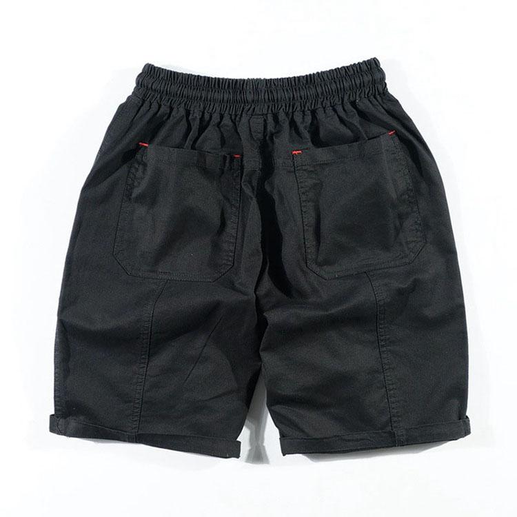 Aolamegs Camouflage Shorts Men Military Style Casual Camo Shorts Men\`s Summer New Fashion Streetwear Elastic Waist Beach Shorts (14)