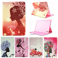 Voor samsung galaxy tab s 10.5 t800 t801 t805 cover bling Wallet Leather PU Stand Case Meisje Kids Gift Beschermen Cover Tablet Case