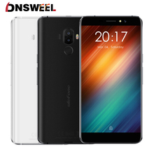 Ulefone S8 двойной назад камеры мобильного телефона 5.3 дюймов MTK6580A Quad Core Android 7.0 1 ГБ + 8 ГБ 13MP Cam отпечатков пальцев ID 3 г сотовый телефон