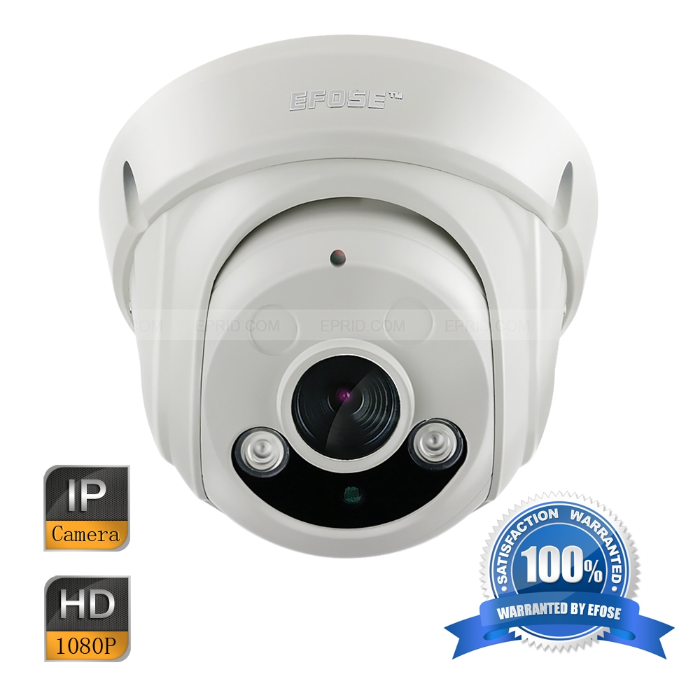 FO-3ID241-N CCTV Security 2MP Full HD Network IR Dome Vandal-proof IP Camera 1/3 CMOS HD 1080P 2PCS Array IR hk1080ir2 waterproof 1080p hd 1 3 cmos 1 0mp cctv camera w 2 ir led silver