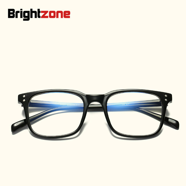 9764ca097cb Brightzone Original Design Fashion Anti-Blue Light TR-90 Light-weight  Ancient Style