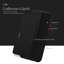 iPhone 6 Wallet Credit Card Slot ID Holder Back Cover for iPhone 6 6s Plus Shockproof Phone Case